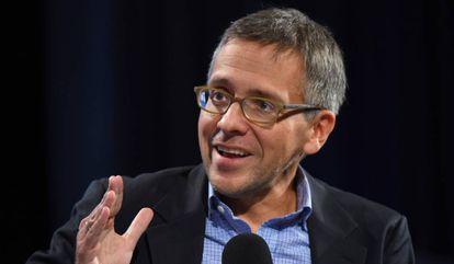 Ian Bremmer, durante una conferencia en 2018 en Nueva York.