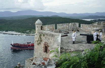 Castillo del Morro (Santiago de Cuba).