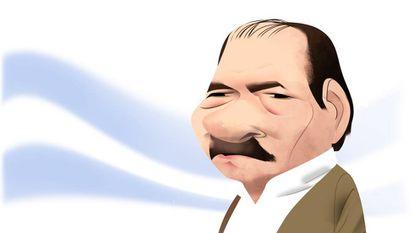 Daniel Ortega.