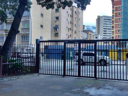 Condominio cerrado en Colinas de Bello Monte, Caracas.