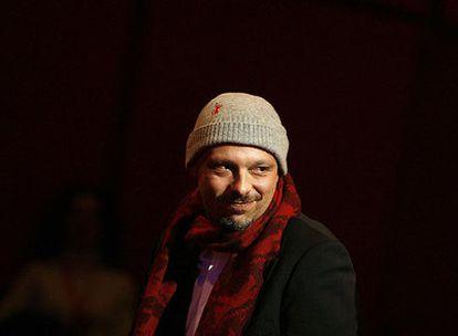 El director de cine brasileño José Padilha, en Berlín.