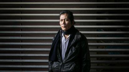 Philosopher Byung-Chul Han in Barcelona in 2018.