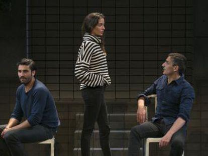 Se estrena en Avilés  Jauría , la obra de Jordi Casanovas sobre el juicio a cinco hombres por una violación en grupo