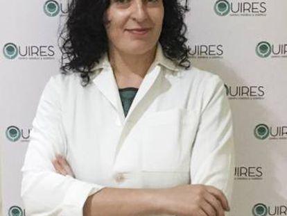 Ángeles Hernández.