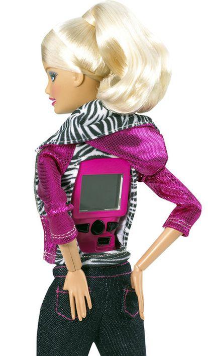 La nueva Barbie.