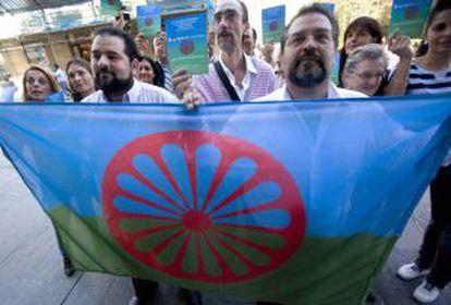 El Día Internacional del Pueblo Gitano se conmemora el 8 de abril.