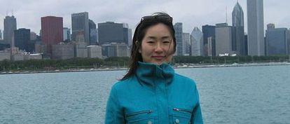 Jiangnan Zhu, profesora de Política en la Universidad de Hong Kong.