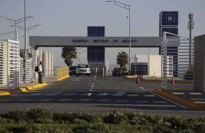 sede de General Motors en San Luis Potosí