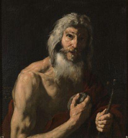 'San Jerónimo penitente' de Ribera (1652).