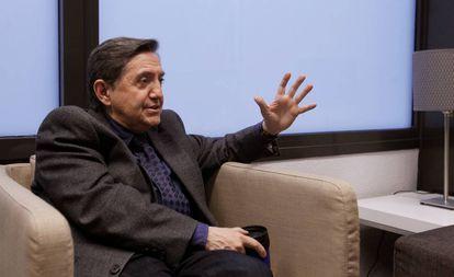 Federico Jiménez Losantos, en 2018.
