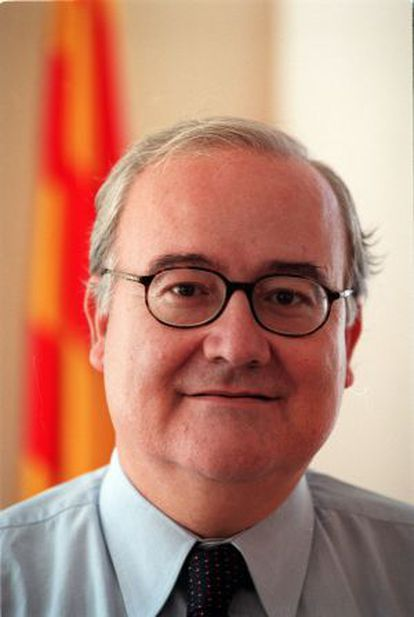 josep Prat, ex director general de Innova.