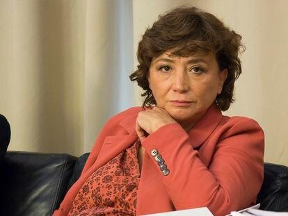 La politóloga mexicana Blanca Heredia, en una imagen de archivo.