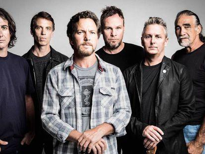 Pearl Jam, nuevo cabeza de cartel del Mad Cool 2018
