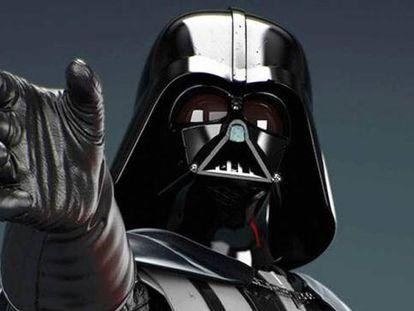 Darth Vader, uno de los personajes de 'La guerra de las galaxias' adquiridos íntegramente por Disney.