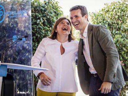 El líder del PP acusa a Sánchez de ser  rehén de los independentistas