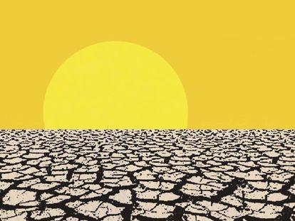 Durante los últimos 11 meses se han batido records de altas temperaturas.