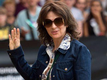 Juliette Binoche, el sábado en San Sebastián. En vídeo, tráiler de 'La verdad'.