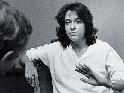 Beatriz de Moura en 1970.