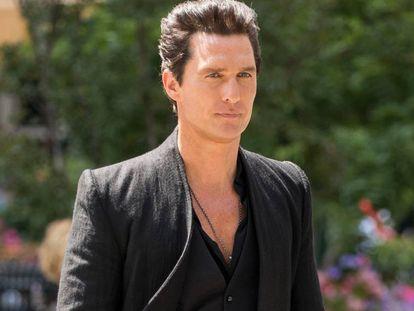 Matthew McConaughey, en Nueva York.