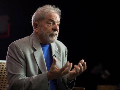 El expresidente brasileño Luiz Inácio Lula da Silva, en una imagen de archivo.