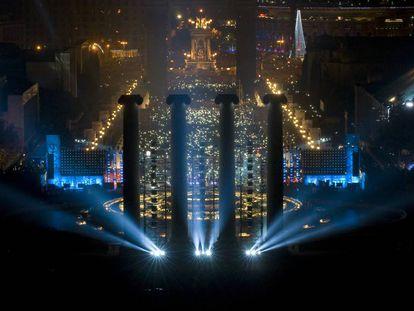 El pasado año el espectáculo aglutino a 700.000 personas
