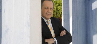 El expresidente de Invercaria, Tomás Pérez-Sahuqillo.