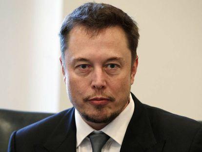 Elon Musk, en una imagen de diciembre pasado.