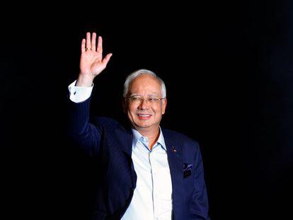 El primer ministro de Malasia, Najib Razak.