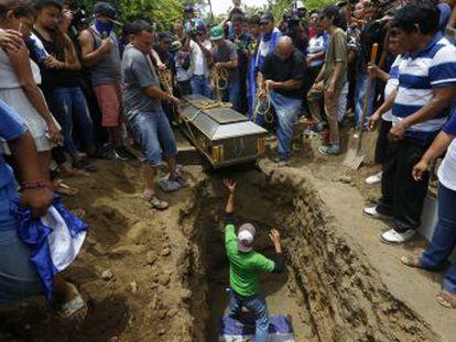 Estados Unidos, el secretario general de la ONU y 13 países latinoamericanos, entre ellos México, exigen el fin de la violencia policial en el país centroamericano