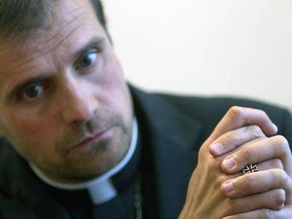 Xavier Novell, obispo emérito de Solsona, en imagen de archivo.