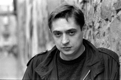 El escritor Francisco Casavella en una imagen de 1997.