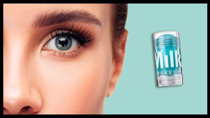 La barra hidratante de Milk cuenta entre sus ingredientes con agua de mar para calmar y cafeína para estimular.