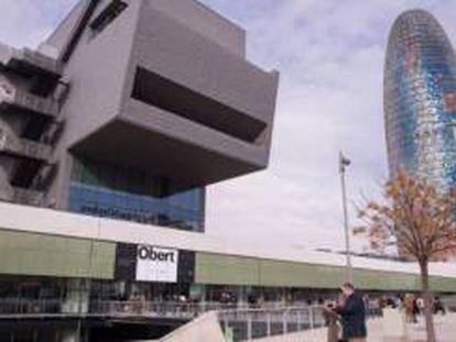 Barcelona apuesta por las Glòries como polo cultural