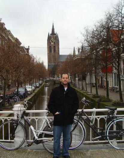 Raúl Velasco en Holanda.