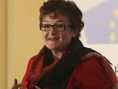 Sabine Lautenschläger, miembro del comité ejecutivo del Banco Central Europeo.