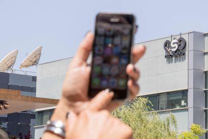 La empresa israelí NSO Group fabricante del 'software' espía Pegasus en Herzliya, cerca de Tel Aviv.