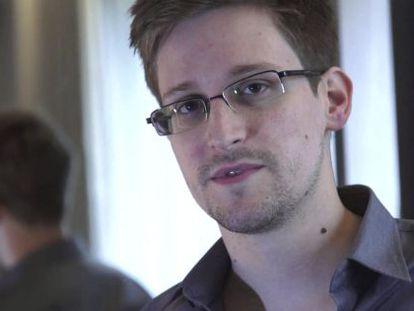 El ex analista Edward Snowden.