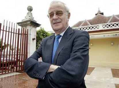 Pedro Rivero preside desde 2006 la Asociación Española de la Industria Eléctrica (Unesa) y trabaja en esta patronal desde 1967.