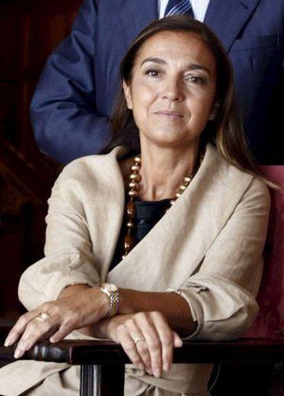 La nueva secretaria de Estado de Investigación, Desarrollo e Innovación, Carmen Vela.