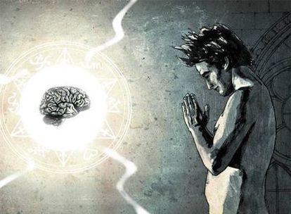 La mayoría de los creyentes, sea cual sea su culto, tiene interiorizado un modelo muy antropocéntrico de Dios.