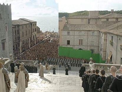 La productora  Rising Sun Pictures  muestra el antes y el después de algunas escenas