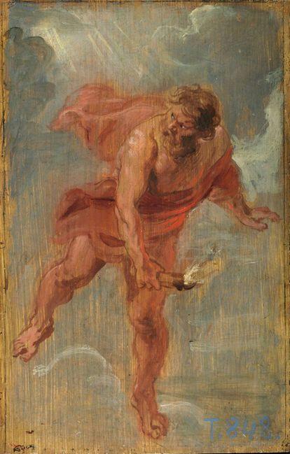 'Prometeo' (1636-37), de Rubens.