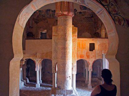 Ermita de San Baudelio, en Soria.