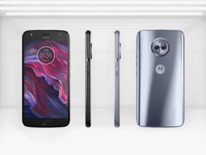Motorola X4.
