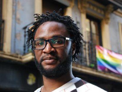 Hassan Kamoga es director de Queer Kampala, el primer Festival de cine LGTB de un país donde la homosexualidad es ilegal