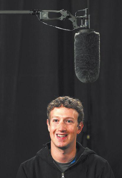 <b>Mark Zuckerberg, fundador de Facebook, siempre quiso mantener un perfil bajo. Una película sobre su vida, <i>La red social,</i> y el éxito imparable de su invento le han obligado a dar la cara. Hoy es el hombre del año según la revista <i>Time. </i></b>