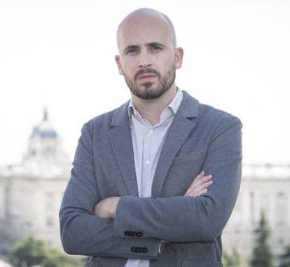 Nacho Álvarez, de Unidos Podemos.