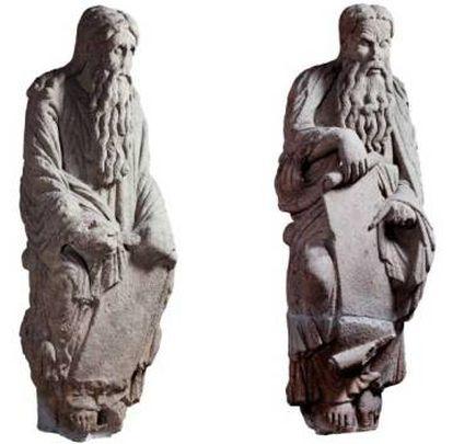 Imágenes de Abraham e Isaac reclamadas a los Franco.