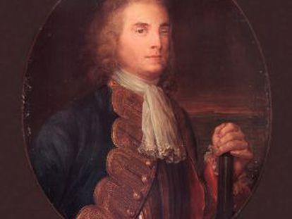 Retrato de Blas de Lezo, de la colección de la condesa de Revilla-Gigedo
