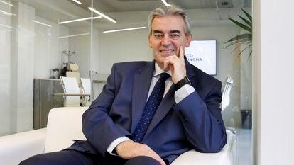 José Luis Abelleira, director general del Banco Pichincha.